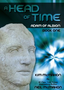 ADAM OF ALBION, by Kim and Neil McMahon